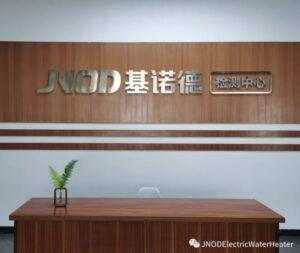 Fábrica JNOD, calefones, tecnología, termotanque, agua caliente