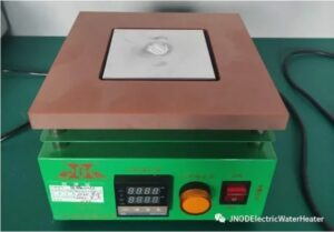 calefón, agua caliente, tecnología, control de calidad, termotanque